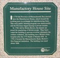 Image for Manufactory House Site