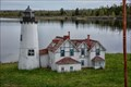 Image for Model of Iroquois Point Lighthouse - Bay Mills MI
