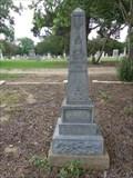 Image for L.G. Allen - Myrtle Cemetery - Ennis, TX