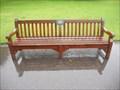 Image for Lions Clubs Bench - Edinburgh, Scotland