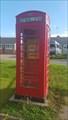 Image for Red Telephone Box - Somersham, Suffolk