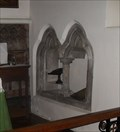 Image for Piscina - St.Mary the Virgin, Broadwater Lane, Aston, Hertfordshire. SG2 7EN