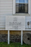 Image for New Marlborough Historical Society - New Marlborough MA