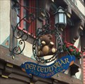 Image for Der Teddybär Toy Shop Sign - Lake Buena Vista, FL
