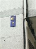 Image for Way Marker rúa Pardineira - Miño, A Coruña, Galicia, España