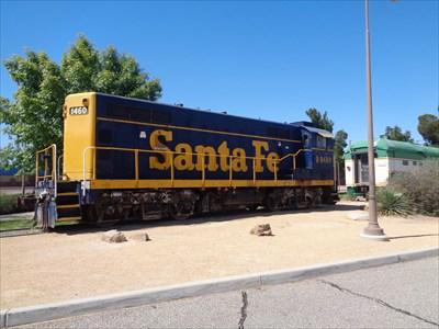 Historic Route 66 - Western America Railroad Museum