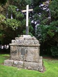 Image for Clyne Chapel - Churchyard Cross - Swansea, Wales. Great Britain.
