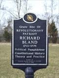 Image for Richard Bland - Prince George County, VA