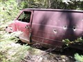 Image for Dead Chevy Van - Ymir, BC