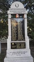 Image for World War I Memorial Kourim, Czech Republic