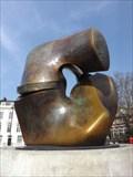 Image for Locking Piece - Millbank, London, UK