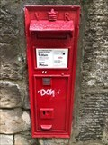 Image for Victorian Wall Post Box - Dean Path - Dean Village - Edinburgh - UK