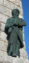 """Image for """"Gebirgsjäger"""" at the Monument des Diables Bleus - Alsace, France"""