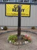 Image for Tiburon Town Hall Peace Pole - Tiburon, CA