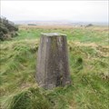 Image for O.S. Triangulation Pillar - Bruxie Hill, Aberdeenshire.