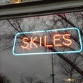 Image for Skiles Tavern Neon Side Sign - Holland, Michigan