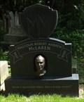 Image for Malcolm McLaren - Highgate East Cemetery, London, UK