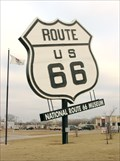 Image for Giant Route 66 Neon Sign