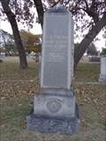Image for J.G. Pillow - Caddo Cemetery - Joshua, TX