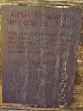Image for Juan Veramendi Historical Plaza - 1972 - San Marcos, TX