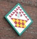 Image for Flower Basket quilt block - Farmers Market - Kingsport, TN