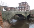 Image for King Street West Arch Bridge Over River Mersey - Stockport, UK