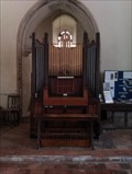 Image for Church Organ, All Saints - Old Buckenham, Norfolk