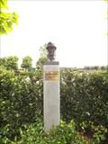 Image for De Mijnwerker near Sint-Gertrudiskerk in Vorst, Antwerpen  / Belgium