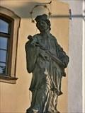 Image for St. John of Nepomuk // sv. Jan Nepomucký - Kamenicky, Czech Republic