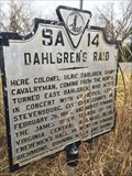 Image for Dahlgren's Raid - Goochland, VA