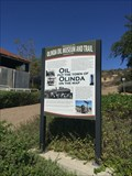 Image for Welcome to The Olinda Oil Museum and Trail - Brea, CA