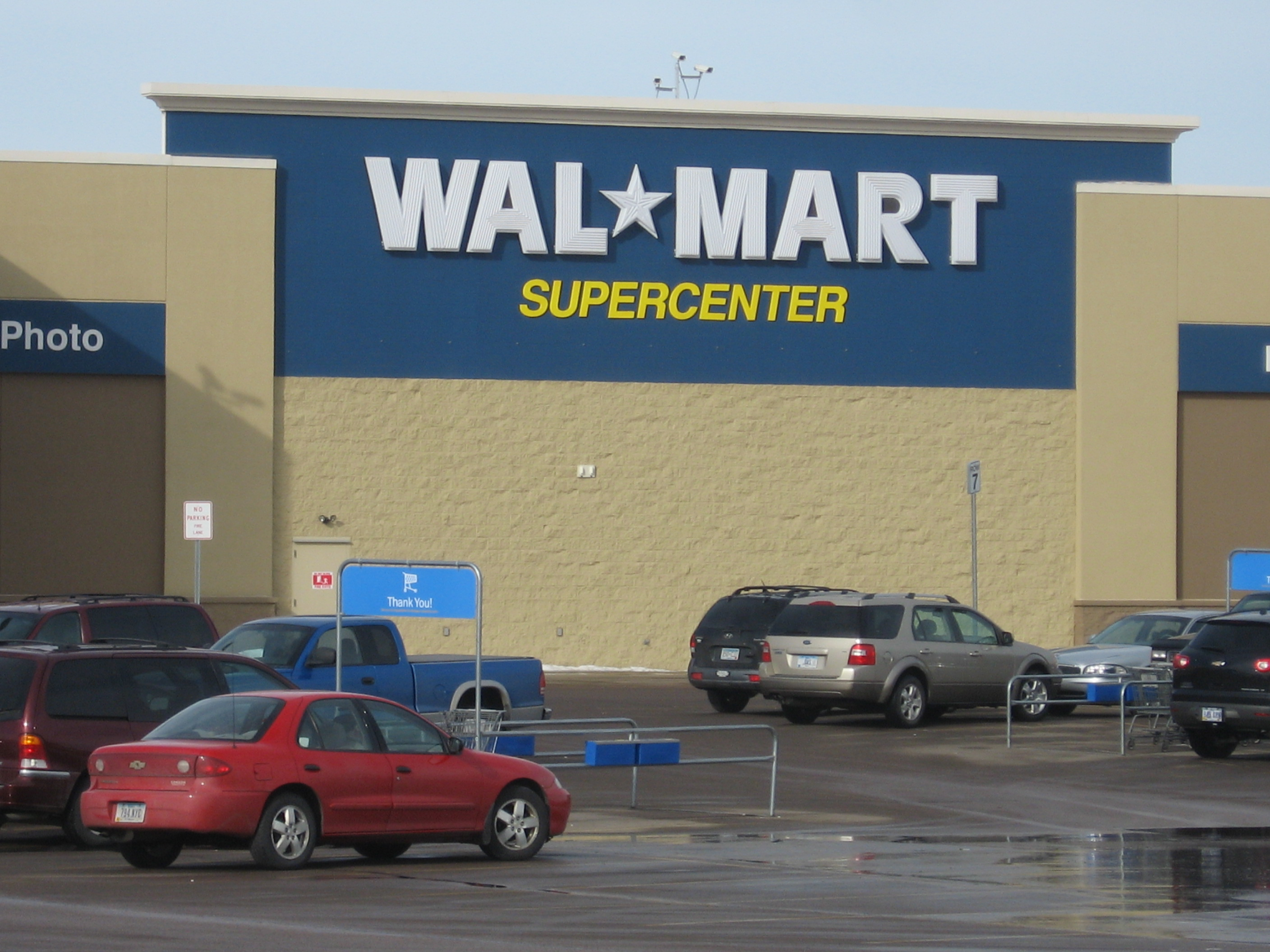 Walmart Supercenter, Sioux Center, IA Image