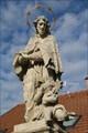 Image for Socha Svatý Jan Nepomucký - Velké Bílovice, Czech Republic