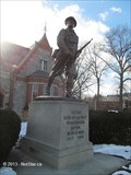 Image for World War I 'Doughboy' Memorial - Quincy, MA