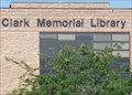 Image for Clyde W. and Maycel M. Clark  Memorial Library - Portsmouth, OH