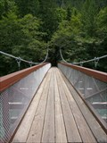 Image for Trail of the Cedars Bridge - Newhalem, WA
