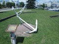 Image for Anchor of the Schooner Jessie Drummond - Cobourg, ON