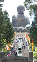 Image for Stairs to Tian Tan Buddha - Hong Kong, China