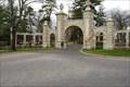 Image for Georgian Court Arch Gateway, Lakewood, NJ