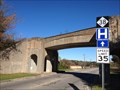 Image for CSX Railroad Bridge, NC 38, Hamlet, NC