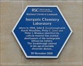 Image for Invention Of The Rechargeable Lithium Ion Battery - Oxford, UK