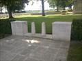 Image for Le cimetière militaire de Fontenay le Pesnel - France