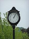 Image for Townhall Clock - Ellington, Connecticut