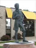 """Image for """"The Ideal Scout"""" Statue – Sioux Falls, SD"""