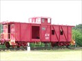 Image for Frisco  1157 Caboose - Tulsa, Oklahoma, USA