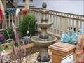 Image for Wrapsody in Blue fountain - Blue Ridge, GA