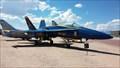 Image for McDonnell-Douglas F/A-18A Hornet - Pima Air & Space Museum - Tucson, AZ