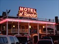 Image for Gallup, New Mexico: El Rancho Hotel - Home of the Movie Stars