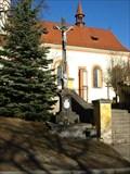 Image for Križ u kostela Stetí sv. Jana Krtitele - Cestice, okres Strakonice, CZ