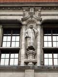 Image for Sir John Everett Millais - Cromwell Gardens, London, UK